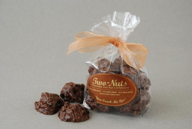 dark chocolate peanut pretzel clusters dark chocolate peanut pretzel ...
